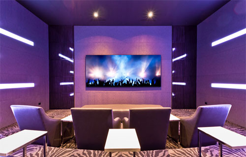 Stellar Home Theater Media Room Automation The